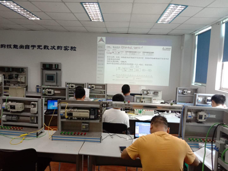 三菱FX系列综合班